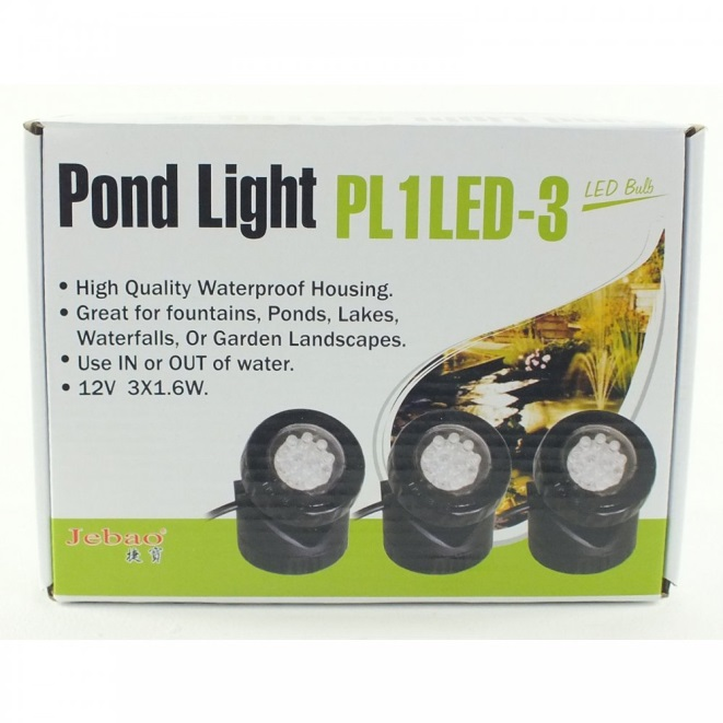 Pond Lighting