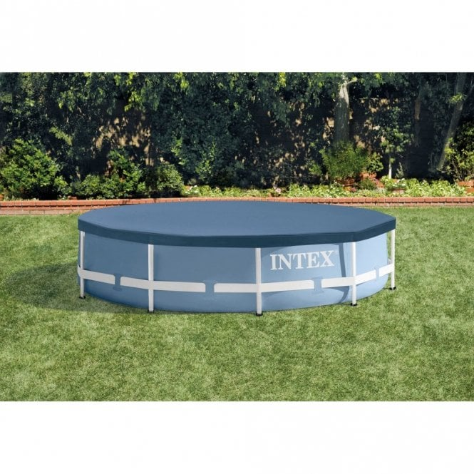 10ft Diameter Debris Cover For Metal Frame Above Ground Swimming Pool