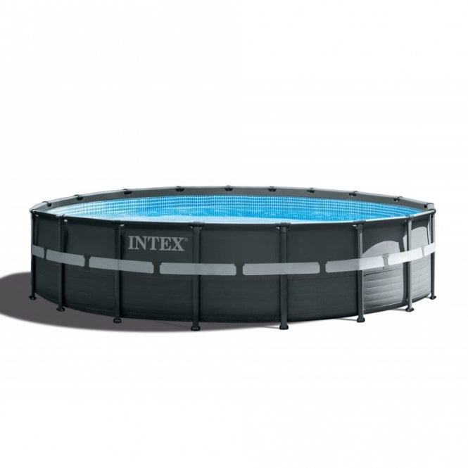 Ultra XTR Frame Above Ground Round Swimming Pool 18ft x 52\