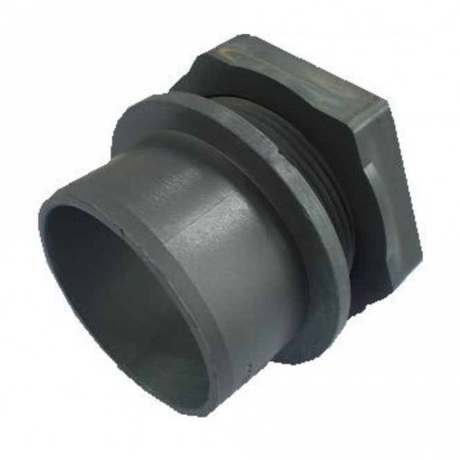 """Solvent Weld Pond Pipework Fittings Liner Connector 2/"""" Tank"""