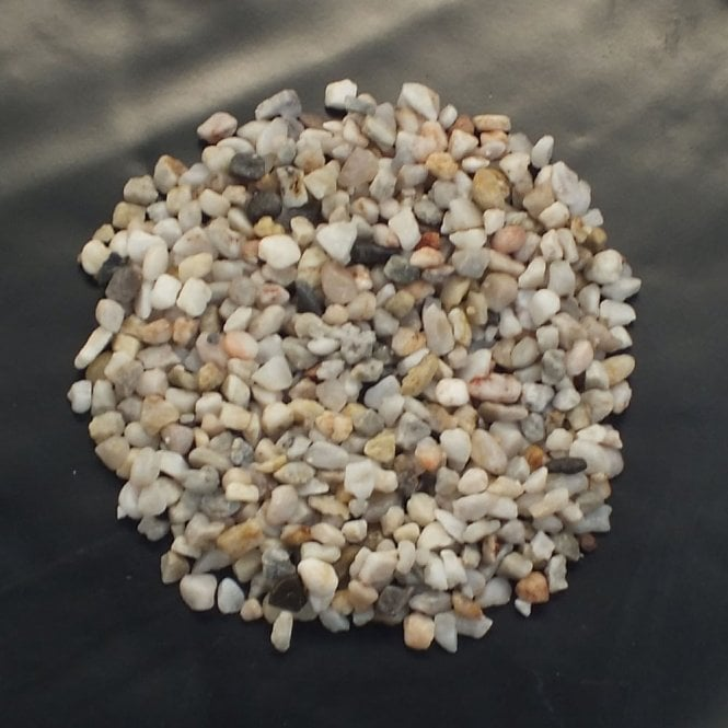 Aquarium Nordic 4-6mm Natural Pea Gravel Fish Tank Stone Substrate
